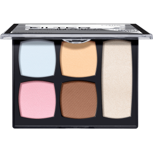 CATRICE FILTER IN A BOX PHOTO PERFECT FINISHING PALETTE ПАЛЕТКА ДЛЯ ЛИЦА