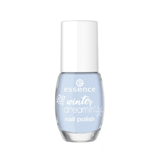 ESSENCE WINTER DREAMIN' NAIL POLISH ЛАК ДЛЯ НОГТЕЙ