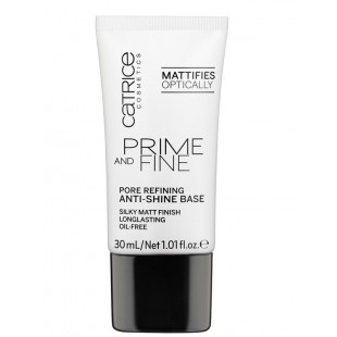 Catrice Prime And Fine Pore Refining Anti-Shine Base Основа для макияжа матирующая