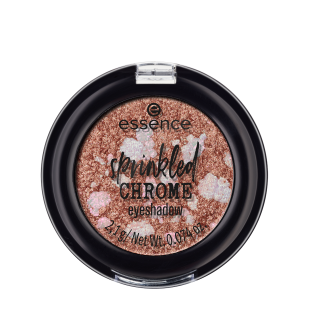 Essence Sprinkled CHROME Тени для век