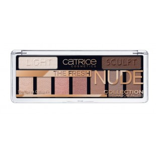 Catrice The Fresh Nude Collection Eyeshadow Palette  Палетка теней для век