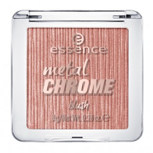 Essence Metal chrome blush Румяна хайлайтер